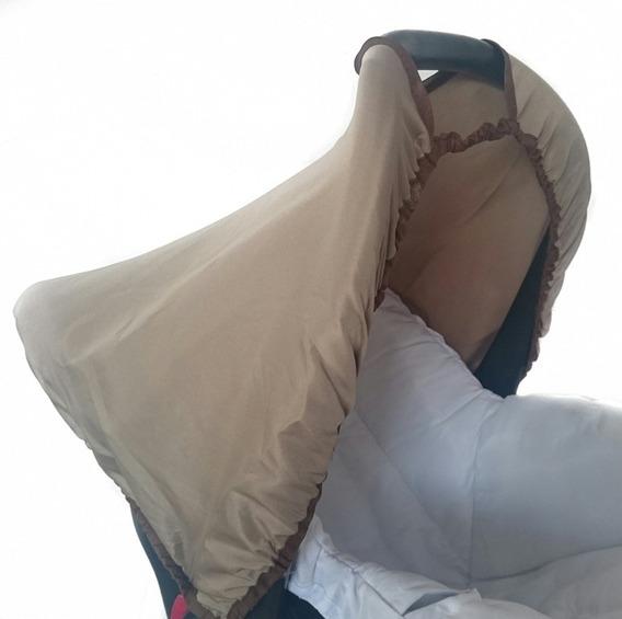 Capa Protetora Solar De Bebe Conforto Universal