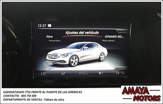 Mercedes-benz Calse E 300