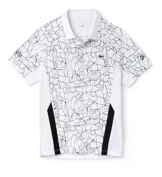 Raridade! Camiseta Polo Lacoste Sport Djokovic Ultra Dry