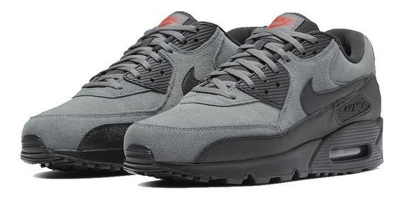 Zapatillas Nike Air Max 90 Essential Grey - Hombre