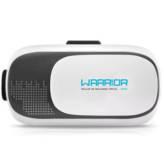 Óculos Realidade Virtual Warrior Gamer Vr Glass Js080 Multil