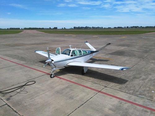 Avión Beechcraft Bonanza