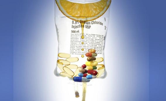 Pack Suero Vitaminado Energizante