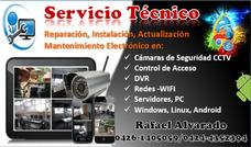 Reparación Dvr, Cctv, Camaras, Pc Y Equipos Electrónicos