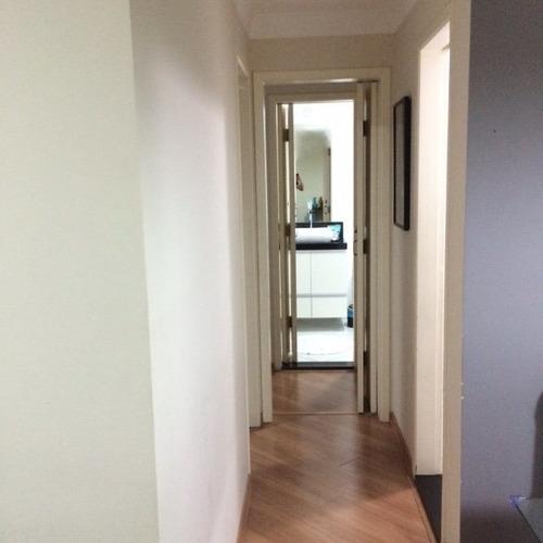 Apartamento A Venda No Bairro Jardim Flor Da Montanha Em - 227-1
