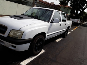 Chevrolet S10 2.4 Cab. Dupla 4p