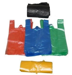 Bolsas Plástica Con Asa 2kg 3k 5k 10k 15k 20k 25kfabricantes