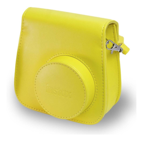 Bolsa Instax Mini 9 Amarelo Banana
