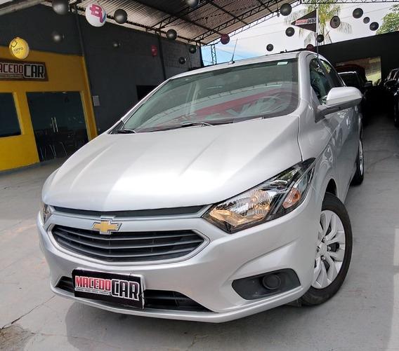 Chevrolet Prisma 1.4 Lt Aut. 4p 2017 Prata
