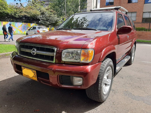 Nissan Pathfinder R50 Superlux Mt 3500cc 2003