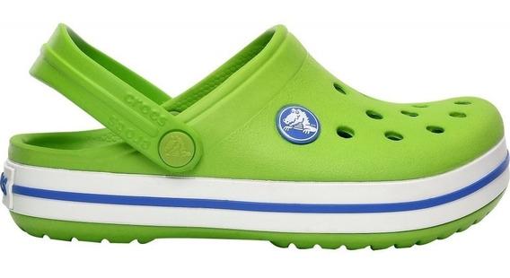 Crocs Crocband Verde Volt Green