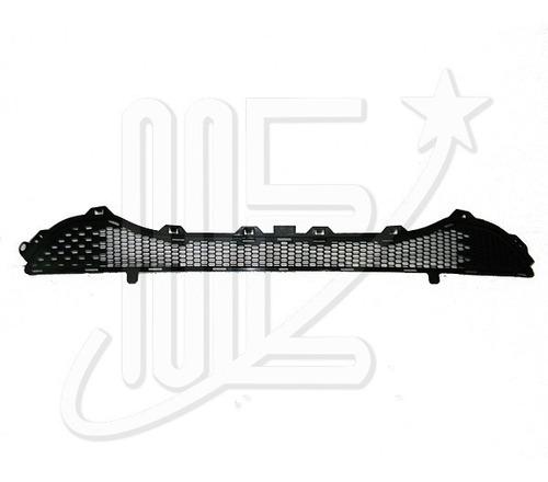 Imagen 1 de 2 de Rejilla Inferior De Paragolpe Peugeot 208