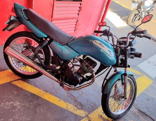 Honda Cg 125 Ano 97