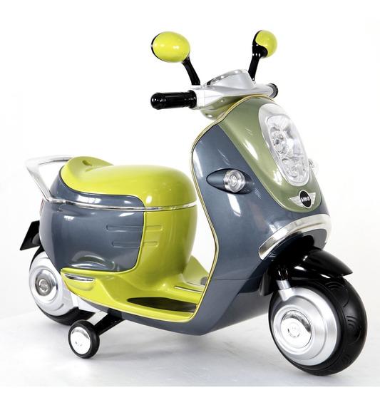 Motoneta Eléctrica Prinsel Scooter Mini Cooper 6v