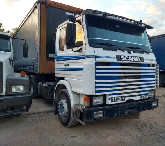 Scania 113 -trucada !! R$ 80.000,00 !! 360 Cavalos