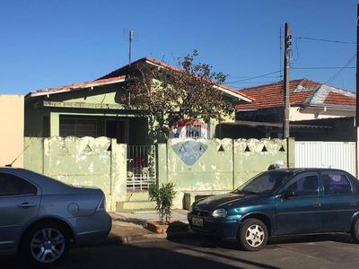 Casa Com 4 Dormitórios À Venda, 80 M² Por R$ 255.000 - Vila Carmelo - Botucatu/sp - Ca0237