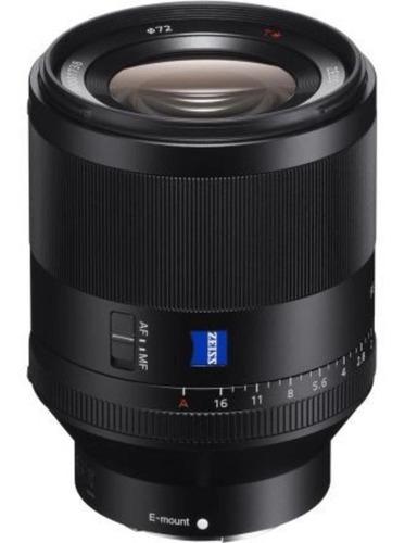 Lente Sony Sel Fe 50mm F/1.4 Zeiss