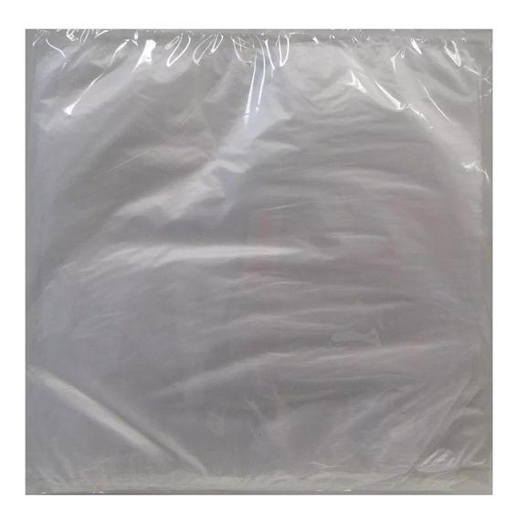 50 Plásticos Interno Para Discos Vinil Lp 30cm