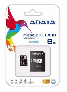 Adata Microsd Hc 8gb Class4