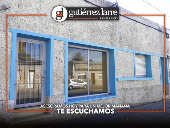 Casa + 4 Apartamentos + Local Comercial En Avenida Principal