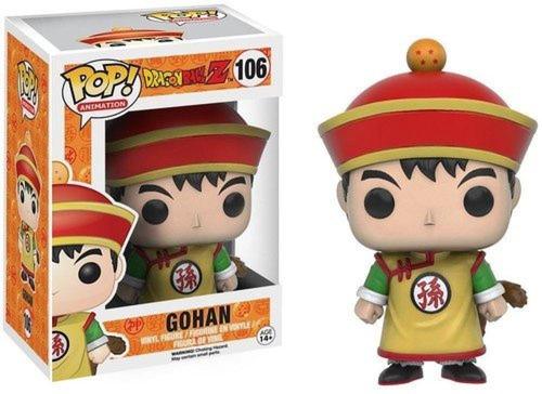 Funko Pop Dbz S4 Gohan (training Outfit)