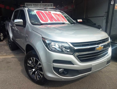 Chevrolet S10 2.8 Ltz Cab. Dupla 4x4 Automática 2020 0km