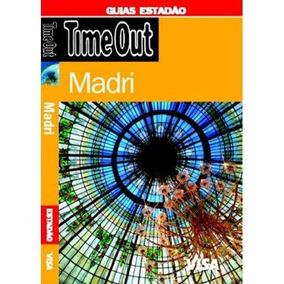 Livro - Guia Time Out - Madri - Novo