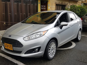 Ford Fiesta Titanium Automatico 2016 Excelentes Condiciones