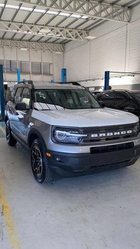 Ford Bronco Big Bend