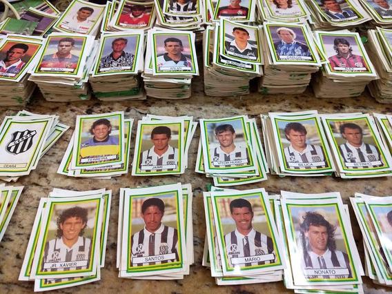 Lote Figurinhas Campeonato Brasileiro 1993 - Completo
