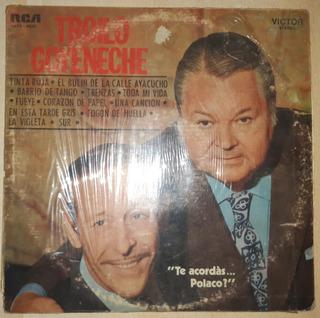 Disco Lp Troilo Goyeneche Te Acordas... Polaco? 1971