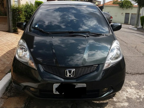 Honda Fit Lx 1.4 Manual 2010 Flex Completo