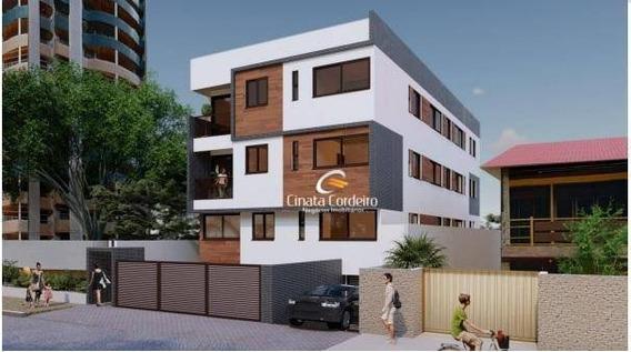 Apartamento Garden Com 3 Dormitórios À Venda, 73 M² Por R$ 255.000 - Tambauzinho - João Pessoa/pb - Gd0080