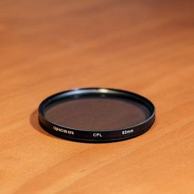 Filtro Polarizador Circular Greika 82mm