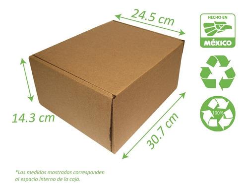 Maletin Para Envios E-commerce 10 Pzas 30x24x14 Cm Corrugado