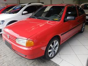 Volkswagen Gol Bola Cl 1.6 Mi 8v Gasolina 1998 Impecável!