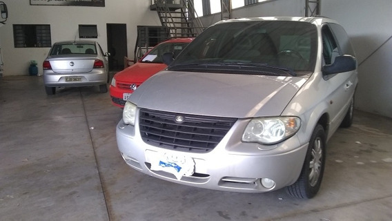 Chrysler Grand Caravan 3.3 Limited 5p 2006 Blindada