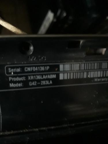 Repuestos Para Laptop Hp G42-283la Somos Tienda Envios