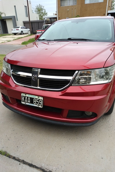 Dodge Journey 2,4 At- Impecable! Rosario