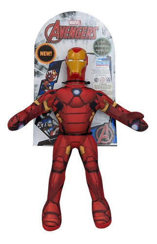 Muñeco Soft Iron Man New Toys Art.4105 55cm Educando