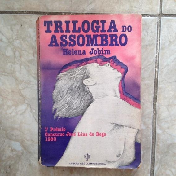Livro Trilogia Do Assombro - Helena Jobim