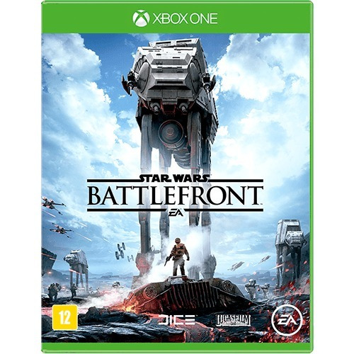 Game Xbox One Star Wars Battlefront - Original Novo Lacrado