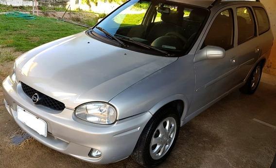 Corsa Wagon Gls 1.6 16v 2000/2001 Completo
