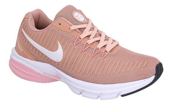 Tenis Feminino Masculino Nk Air Presto 2 Na Caixa Leve E Confortável Corrida Caminhada Academia Envio Imediato!!