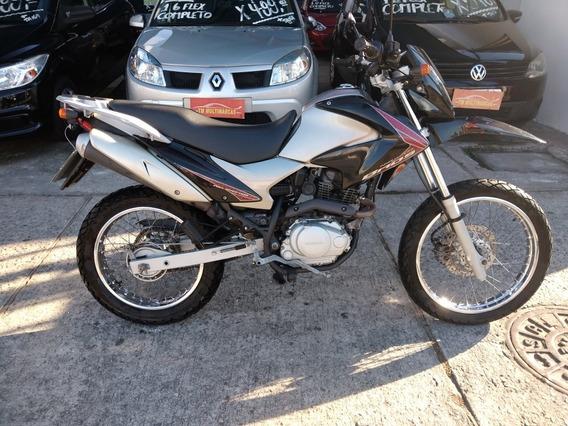Honda Bross 150 Esd