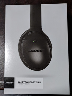 Auriculares Bose Quietcomfort 35 Ii Noise Cancelling