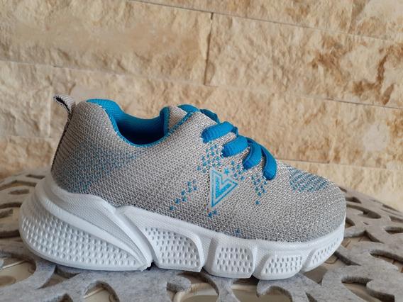 Zapatos Deportivos Niños De La Talla 25 Al 30 Surtidos