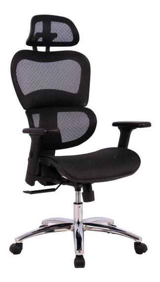 Cadeira Byartdesign Ergonomic Preto