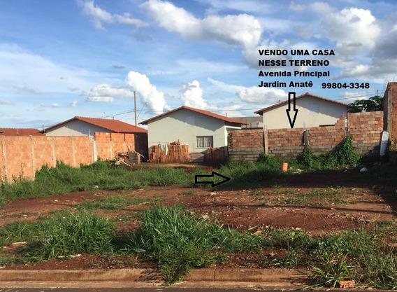 Terreno No Jardim Anatê R$ 60.000,00 Uberaba/mg