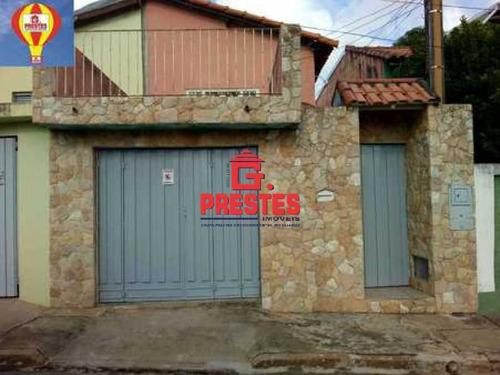 Casa De Rua-à Venda-vila Santana-itapetininga - Stca20122